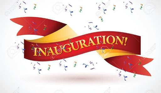 Official Inauguration!