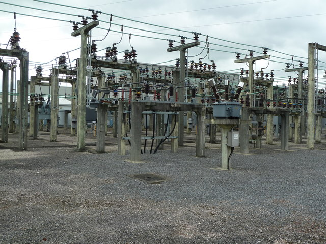 Grid Substation Capacity Expansion Project